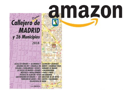 Callejero 2018 en Amazon